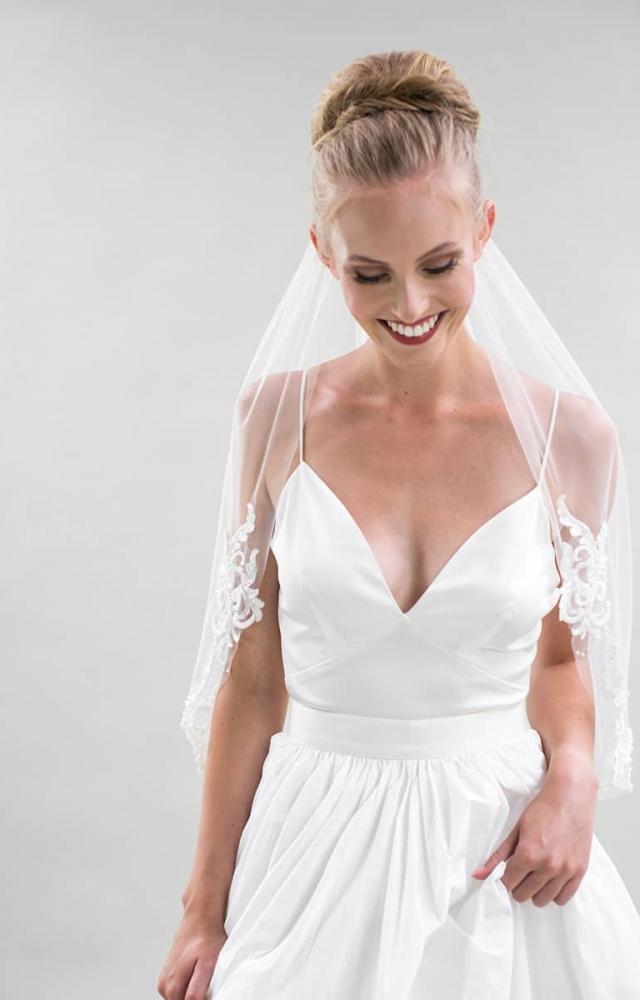 Joyce Jackson Wedding Veils Milan