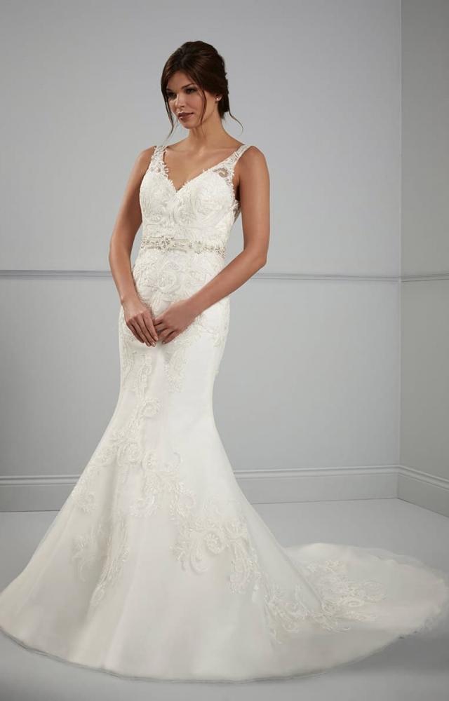 Romantica of Devon 6311 Sale Wedding Dress